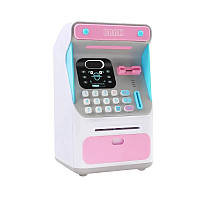 Магазин терминал 7010A (Розовый), сейф книга,книга-шкатулка,оригинальные подарки для интерьера,сейф в виде
