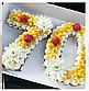 Шаблон трафарет двп для торта цифры разм 25*25 см цифра 5, фото 3