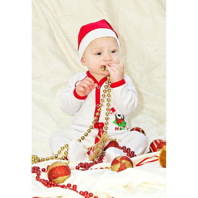 Новогодняя коллекция для новорожденных