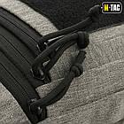 M-Tac сумка-кобура наплечная с липучкой Melange Grey, фото 4