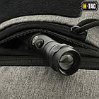 M-Tac сумка-кобура наплечная с липучкой Melange Grey, фото 5