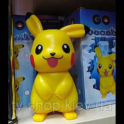 Колонка bluetooth Generic Пикачу (Pikachu) mp3, usb, TF,FM радио портативная