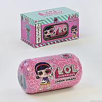 Кукла LOL surprise девочка капсула 88211 В, с аксессуарами, в коробке