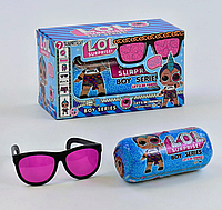 Кукла LOL surprise мальчик капсула АА221, с аксессуарами, в коробке