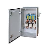 Ящик с перекидным рубильником и предохранителями ЯПРП-630
