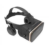 Очки виртуальной реальности с встроенными наушниками Authentic BoboVR Z5 3D Black&Gray