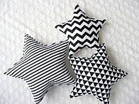 Комплект подушек для детской комнаты, набор 3 шт. (30 - 40 см), фото 1