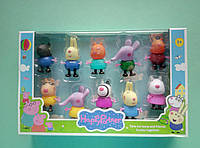Игровой набор друзья Свинки разные персонажи, фото 1