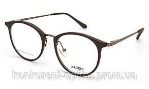 Имиджевые женские очки круглые Dacchi D35785
