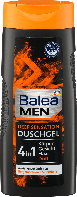 Balea MEN Duschgel Deep Sensation мужской гель для душа 4 в 1 c ароматом бергамота и кедра 300 мл