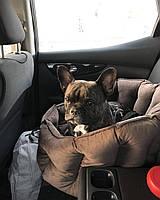 Сумка для собак, Автогамак для собак, Автокресло для собак, сумка-люлька для животных в авто