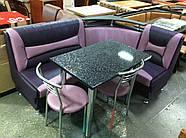 Кухонный угол Медиум - фиолетовый цвет, фото 3