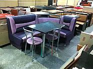 Кухонный угол Медиум - фиолетовый цвет, фото 4