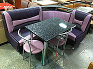 Кухонный угол Медиум - фиолетовый цвет, фото 5