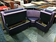 Кухонный угол Медиум - фиолетовый цвет, фото 8