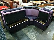 Кухонный угол Медиум - фиолетовый цвет, фото 7