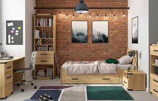 Дитячий підлітковий спальня