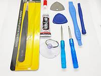 Набор инструментов для ремонта телефонов Iphone, Samsung, Xiaomi