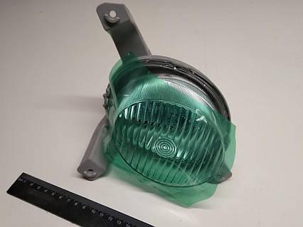 Фара противотуманная Aveo III, АвтоЗАЗ (9665083-5) левая/рифленое стекло