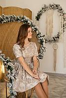 """Модель """"CINDERELLA GOLD+"""" - дитяча сукня / детское нарядное платье, фото 1"""