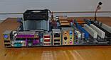 AM3 Материнская плата Asus M4A77TD Pro + Процессор AMD Athlon II X3 445 @, фото 4