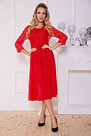 Красное нарядное платье. Количество ограничено