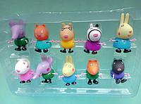 Игровой набор 10 друзей Свинки, фото 1