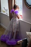 """Модель """"МЕЛАНЖ 2 в 1"""" - дитяча сукня / детское нарядное платье"""