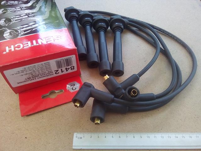 Провода зажигания Tucson 2.0, Sentech (8412) силикон