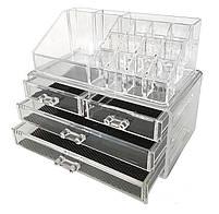 Органайзер (бокс) для косметики Cosmetic Storage Box (акриловый), фото 2