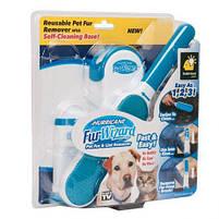 Щетка для эффективной уборки шерсти животных Fur Wizard, фото 7