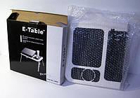Складной столик-подставка для ноутбука с кулером E-Table LD09, фото 10