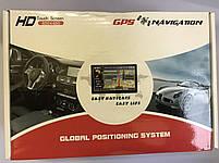 GPS навигатор 5 дюймов DDR2 128Mb 8Gb GPS-5002, фото 7