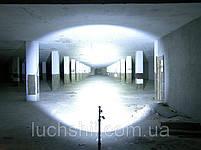 Фонарик тактический POLICE 158000W BL-1831-T6, ручной фонарь аккумуляторный, фото 7