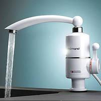 Проточный водонагреватель бойлер кран Delimano, отличная реплика Делимано, фото 2
