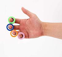 Спиннер Нового Поколения.Magnetic Rings (Магнитные Кольца 3шт), фото 4