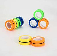 Спиннер Нового Поколения.Magnetic Rings (Магнитные Кольца 3шт), фото 7