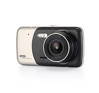 Автомобильный видеорегистратор +камера заднего хода T652 FULL HD, фото 3