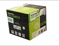 Внешняя цветная камера видеонаблюдения Kronos CCTV 349, фото 7