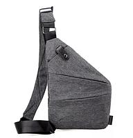 Мужская сумка через плечо, мессенджер Cross Body (Кросс Боди)! НОВИНКА, фото 9