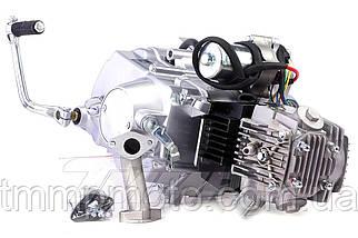 Двигатель 110см3 152FMN механика 52,4мм оригинал черный, фото 3