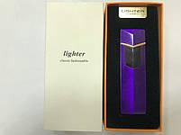 Сенсорная USB зажигалка мощная Lighter H2232, фото 3