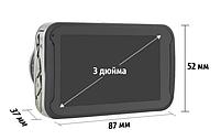 Видеорегистратор DVR Blackbox Carcam T639 1080Р с ночной сьёмкой, фото 8