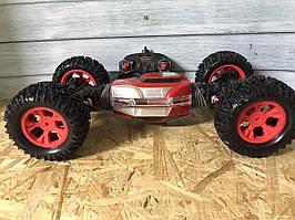 Машинка трюковая на р/у Twist Car, красная