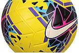 М'яч футбольний Nike Merlin - FA19 SC3635-100 (розмір 5), фото 7