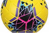 М'яч футбольний Nike Merlin - FA19 SC3635-100 (розмір 5), фото 5