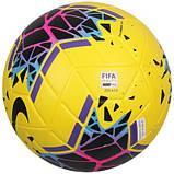 М'яч футбольний Nike Merlin - FA19 SC3635-100 (розмір 5), фото 4