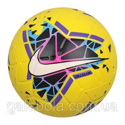 М'яч футбольний Nike Merlin - FA19 SC3635-100 (розмір 5)