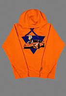 Худи Мерч Влада А4 Ламба Оранжевое 5XS (128-134)