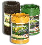 Лента бордюрная для огорода  0,65х150х9000 мм зеленая, фото 5